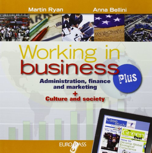 9788841643310: Working in business plus. Con e-book. LibroLIM. Per le Scuole superiori