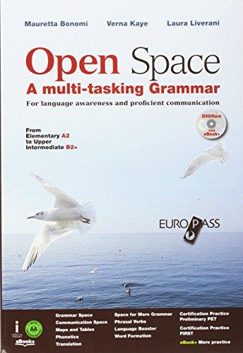 9788841643549: Open space. Per le Scuole superiori. Con e-book. Con espansione online. Con DVD-ROM [Lingua inglese]