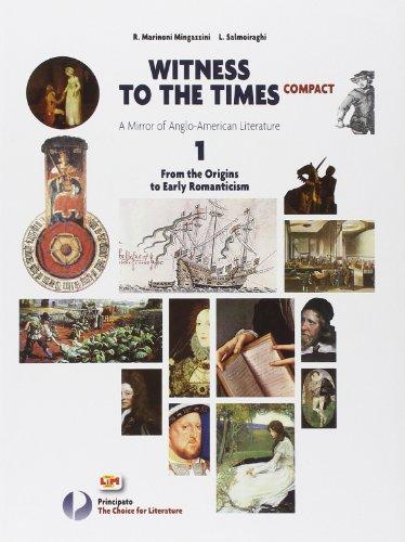 9788841645550: Witness to the times compact. Per le Scuole superiori. Con espansione online: 1