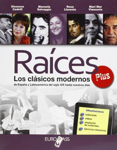 9788841647110: Raices plus. LibroLIM. Per le Scuole superiori. Con e-book. Con espansione online