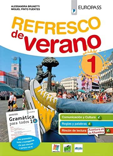 9788841647622: Refresco de verano. Volume 1. Con gramatica para todos e CD mp3 [Lingua spagnola]: Vol. 1