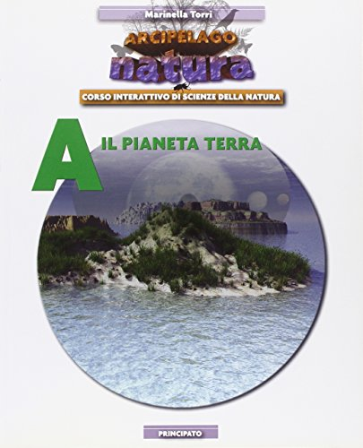 9788841658192: Arcipelago natura. Con espansione online. Per le Scuole superiori. Con CD-ROM. Con DVD-ROM: 1