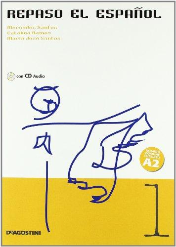 9788841821534: REPASO ESPANOL 1 +CD: Vol. 1