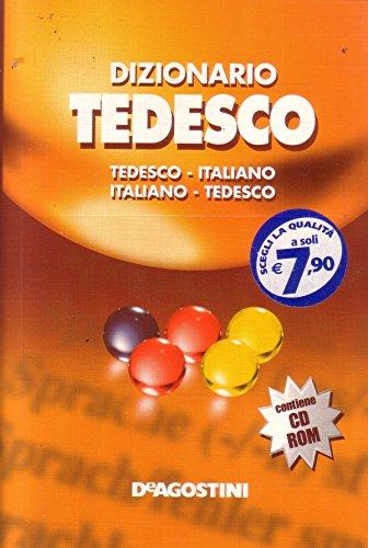 Dizionario Tedesco. Tedesco-Italiano. Italiano-Tedesco.: --