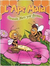 9788841827697: L'Ape Maia. Grande libro per giocare