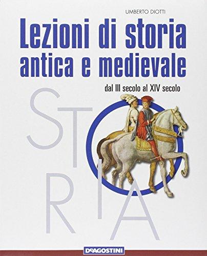 9788841830390: Lezioni di storia antica e medievale. Con quaderno di lavoro. Per le Scuole superiori: LEZ.STORIA ANT.MED.2+LAB.