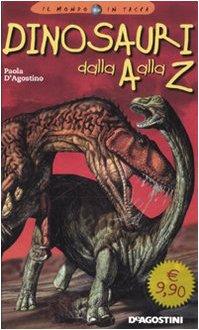 9788841836552: Dinosauri dalla A alla Z