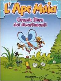 9788841845202: L'Ape Maia. Il grande libro dei divertimenti