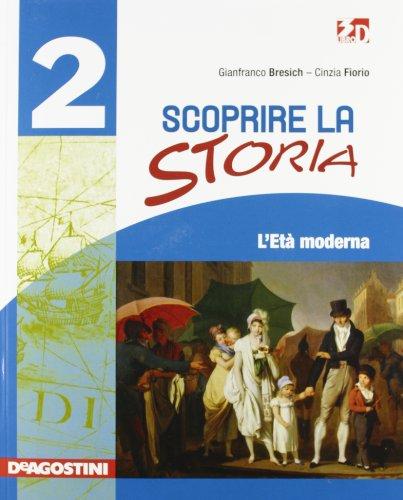 9788841854662: Scoprire la storia. Per le Scuola media. Con espansione online: SCOPR.STORIA 2 +LD
