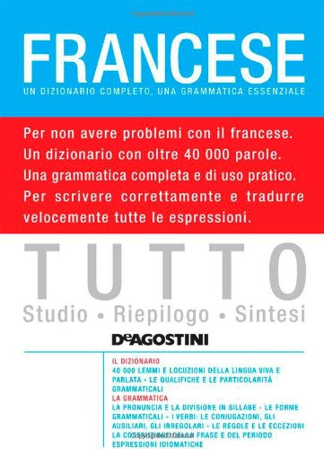 Tutto francese - aa.vv.
