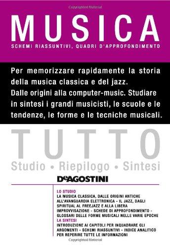Tutto musica - De Agostini
