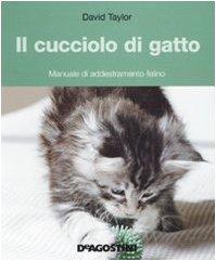 9788841855959: Il cucciolo di gatto. Manuale di addestramento felino. Ediz. illustrata