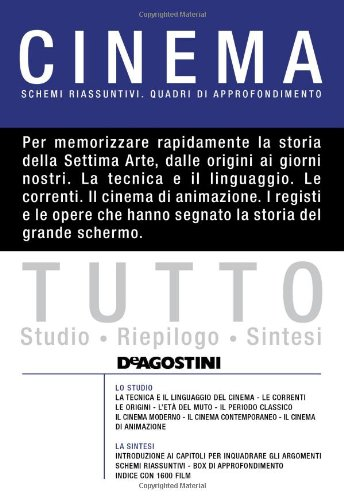 9788841858257: Tutto cinema