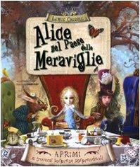 9788841860083: Alice nel paese delle meraviglie. Libro pop-up