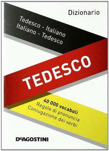 9788841864784: Dizionario tedesco. Tedesco-italiano, italiano-tedesco. Ediz. bilingue (Dizionari tascabili)