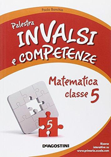 9788841865972: Palestra INVALSI e competenze. Quaderno matematica. Con e-book. Con espansione online. Per la 4ª classe elementare