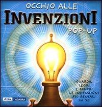 9788841866580: Occhio alle invenzioni. Libro pop-up