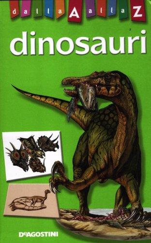 9788841874059: Dinosauri dalla A alla Z