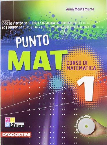 9788841875353: Puntomat-Laboratorio con palestra INVALSI. Per la Scuola media. Con CD-ROM: PUNTOMAT 1+QUAD +CD