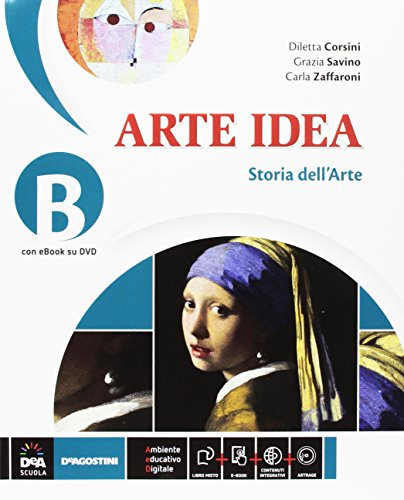 9788841876015: Arte idea. Vol. B-C-Laboratorio. Per la Scuola media. Con e-book