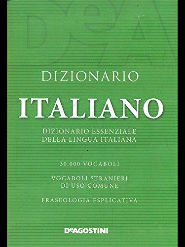 9788841884171: Dizionario italiano