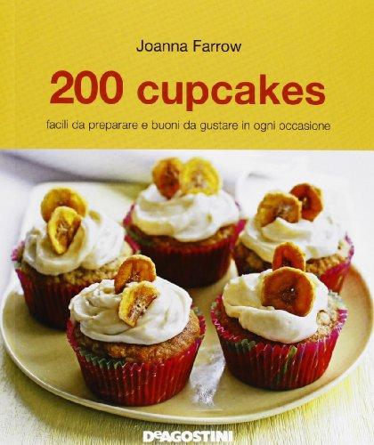 9788841886427: 200 cupcakes
