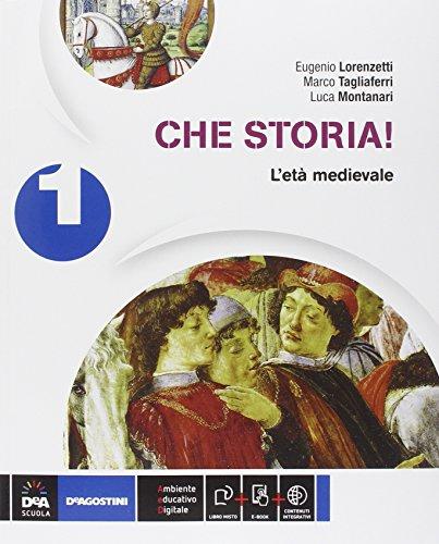 9788841887349: Che storia! Storia antica-Atlante geo-storia-Cittadinanza. Per la Scuola media. Con e-book. Con espansione online: 1
