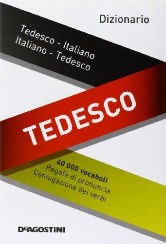 9788841896617: Dizionario tedesco. Tedesco-italiano, italiano-tedesco. Ediz. bilingue