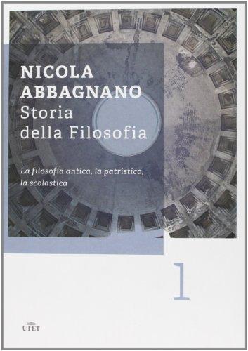9788841898086: Storia della filosofia vol. 1 - La filosofia antica, la patristica, la scolastica