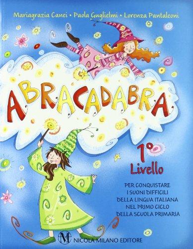 9788841907924: nicola milano nicola milano abracadabra 1 english