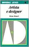 9788842003076: Artista e designer (Universale Laterza)