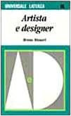 9788842003076: Artista e designer