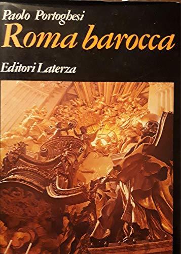 9788842014508: Roma barocca