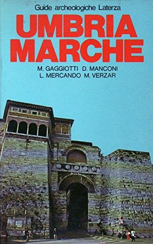9788842017745: Umbria. Marche