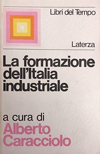 9788842019374: La formazione dell'Italia industriale