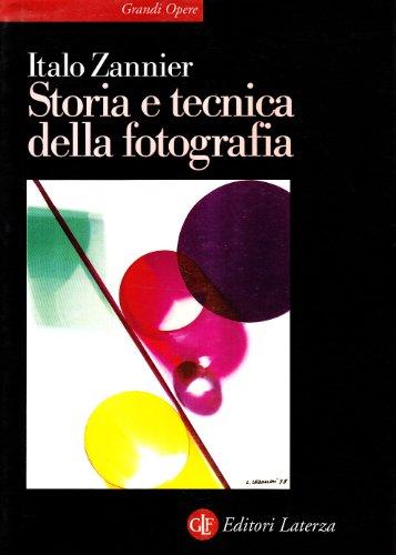 9788842020851: Storia e tecnica della fotografia (Grandi opere)