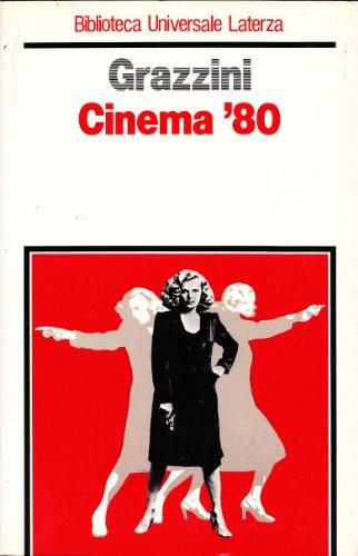 9788842033141: Cinema '80