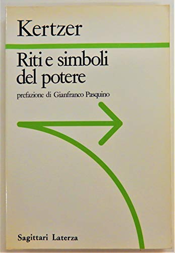 9788842033431: Riti e simboli del potere (Sagittari Laterza) (Italian Edition)