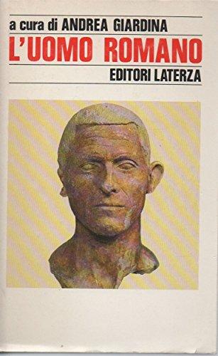 L'uomo romano (Storia e societa) (Italian Edition): n/a