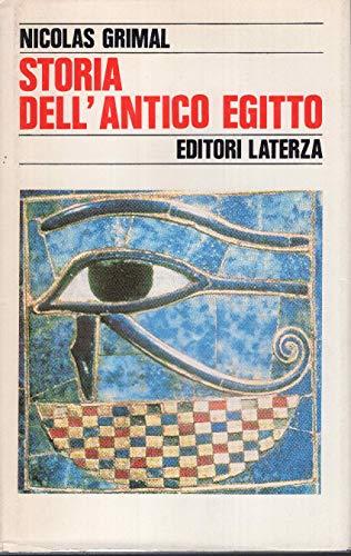 9788842036012: Storia dell'antico Egitto (Storia e società)