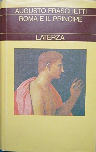 9788842036951: Roma e il principe