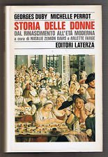 Storia della donne. Dal Rinascimento all'Età Moderna.: Duby,Georges. Perrot,Michelle.