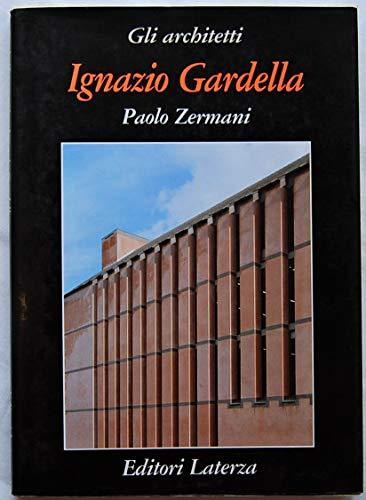 9788842037873: Ignazio Gardella (Grandi opere) (Italian Edition)