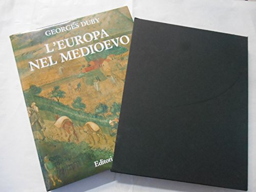 L'Europa nel Medioevo (8842038601) by Georges Duby