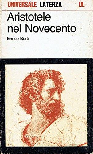 9788842041214: Aristotele nel Novecento (Universale Laterza)