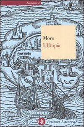 9788842041962: L'Utopia o la migliore forma di repubblica