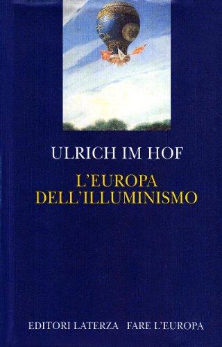 9788842042273: L'Europa dell'illuminismo