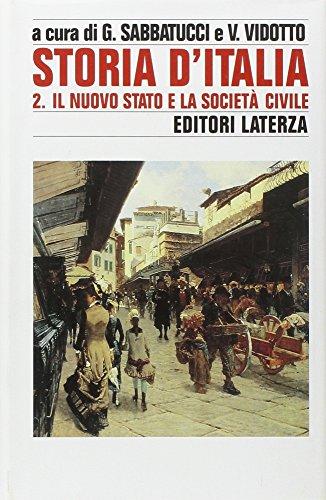9788842046509: Storia d'Italia: 2