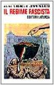 9788842047162: Il regime fascista. Storia e storiografia