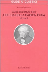 9788842052197: Guida alla lettura della «Critica della ragion pura» di Kant